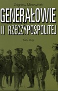 Generałowie II Rzeczypospolitej, tom II