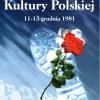 Kongres Kultury Polskiej 11–13 grudnia 1981