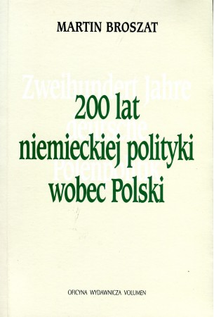 200 lat niemieckiej polityki wobec Polski