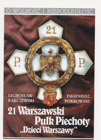 21 Warszawski Pułk Piechoty