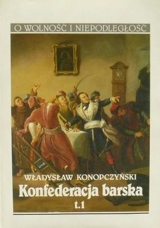 Konfederacja barska t. 1