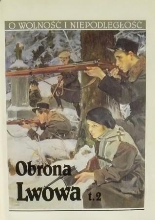 Obrona Lwowa t. 2