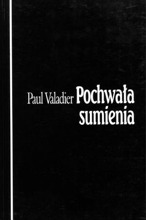 Znalezione obrazy dla zapytania Paul Valadier Pochwała sumienia