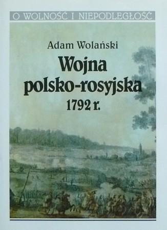 wojna polsko-rosyjska 1792 r.