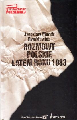 Rozmowy polskie latem roku 1983