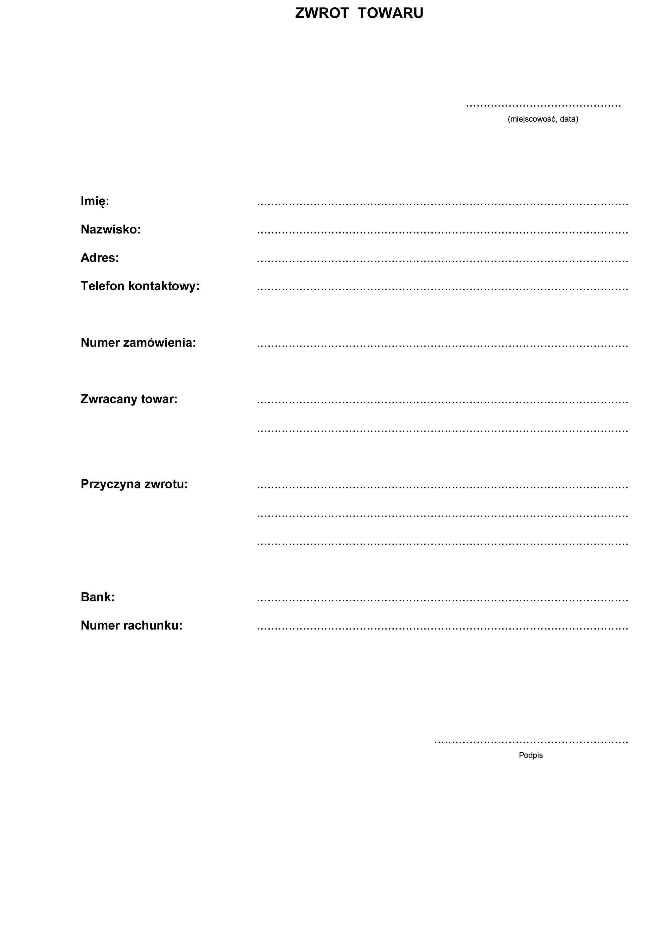 Regulamin Oficyna Wydawnicza Volumen