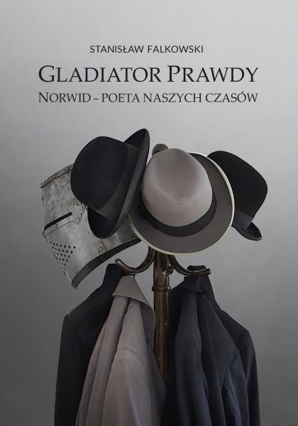 Gladiator prawdy Norwid okładka13-6