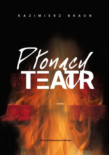 płonący teatr
