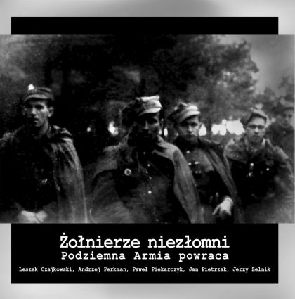 Żołnierze niezłomni. Podziemna Armia powraca (CD) – uszkodzone pudełka